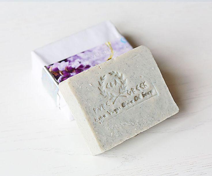 Lavender Soap | Лавандовое мыло