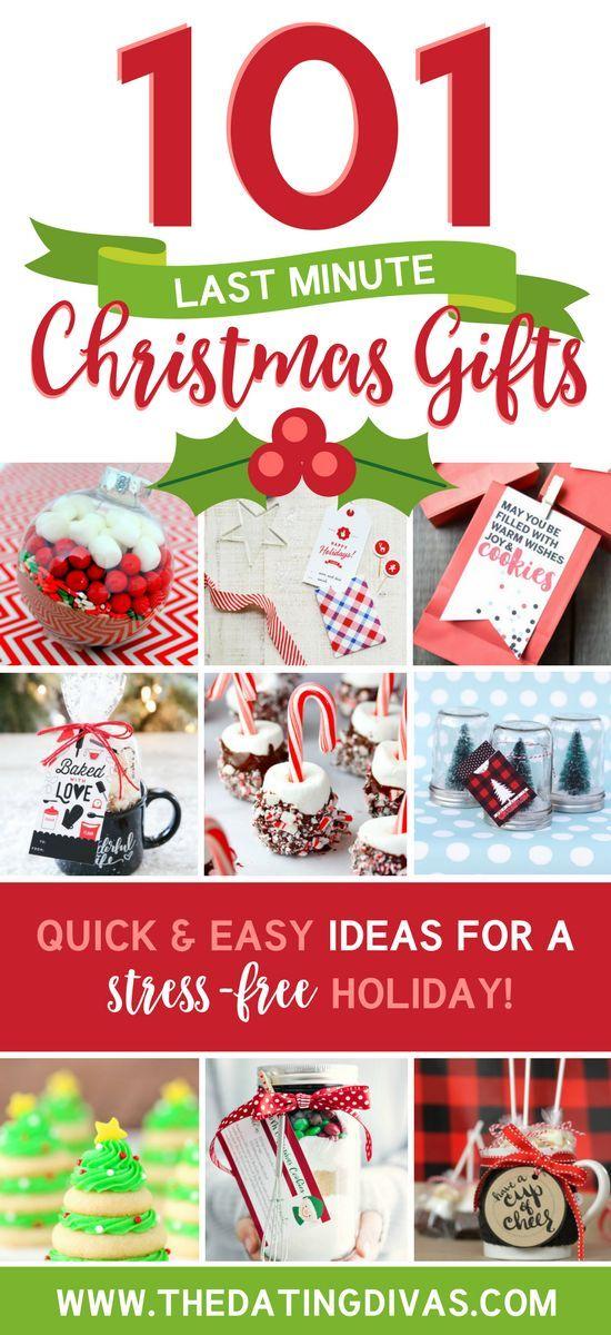 Last Minute Christmas Gifts #lastminutechristmasgifts #lastminutegiftidea