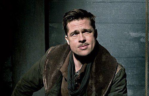 Inglorious Basterds-Brad Pitt