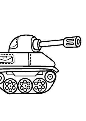 Tank Transportation Coloring Pages For Kids Printable Free Coloring Pages For Kids Coloring Pages Free Printables