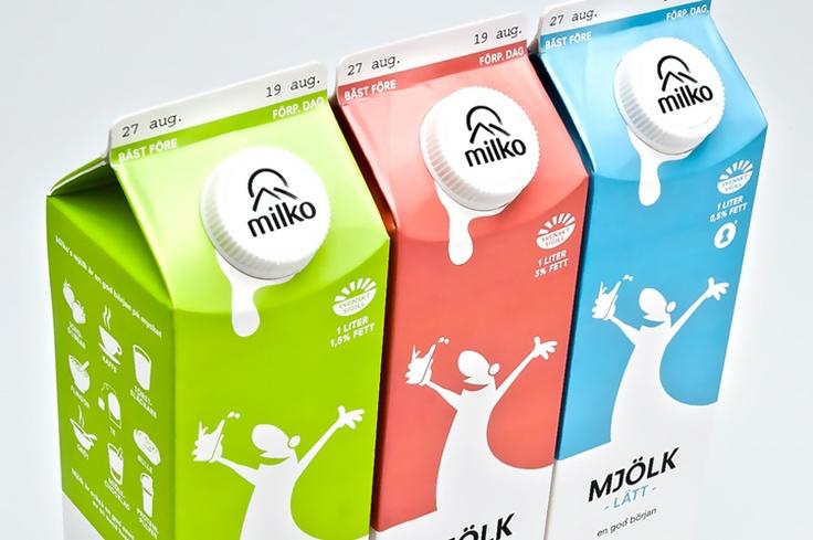 Packaging Design by Niklas Hessman
