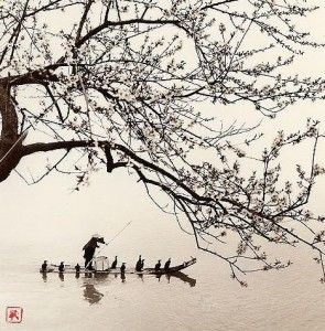 Signature Of Famous Chinese Brush Painting Artists