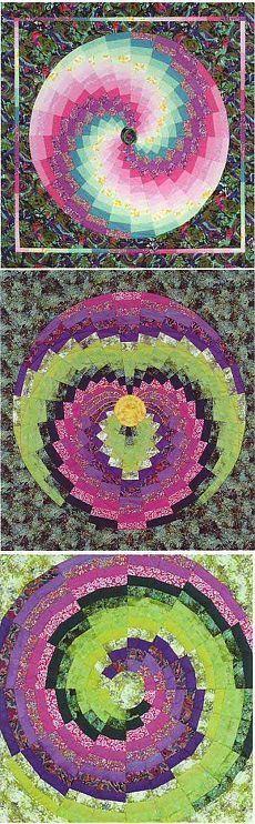 Барджелло в круге — схемы, фото   лоскутное шитье