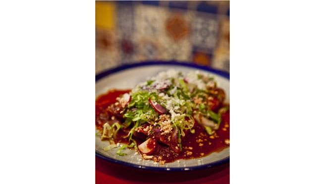 Enchiladas Rojas | Recipe | Fox News