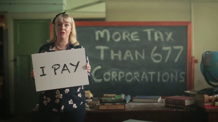 PART TWO: When corporations don't pay tax, we all pay the price.