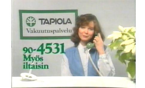 Käy katsomassa, millainen klassikkomainos tehtiin 80-luvulla, kun oma henkilökuntamme pääsi laulamaan mainokseen.