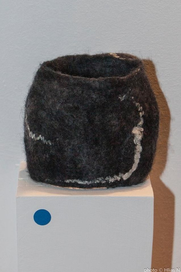 felt by Beckie Galanopoulou