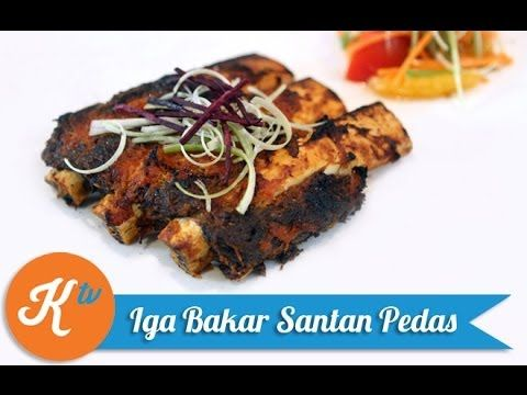 Resep Iga Bakar Masterchef (Grilled Ribs Masterchef Recipe) | CHEF LUCKY - YouTube