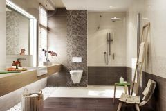 Badezimmer Ideen Braun   Hause Deko Ideen : Decoranddesign  #BadezimmerFliesenIdeenBraun, #BadezimmerIdeenBraun, #