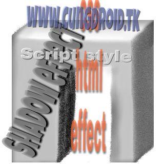 Cung Droid: Kode Html Dan Css Efek Lipatan Kertas Untuk Blog /...