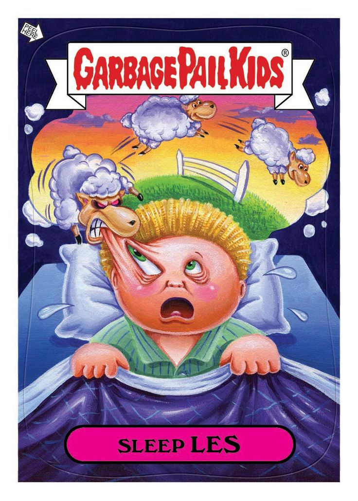 garbage pail kids | Beckett News » FIRST LOOK: Garbage Pail Kids Brand New Series 2
