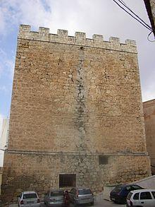 Requena - Torre del Homenaje