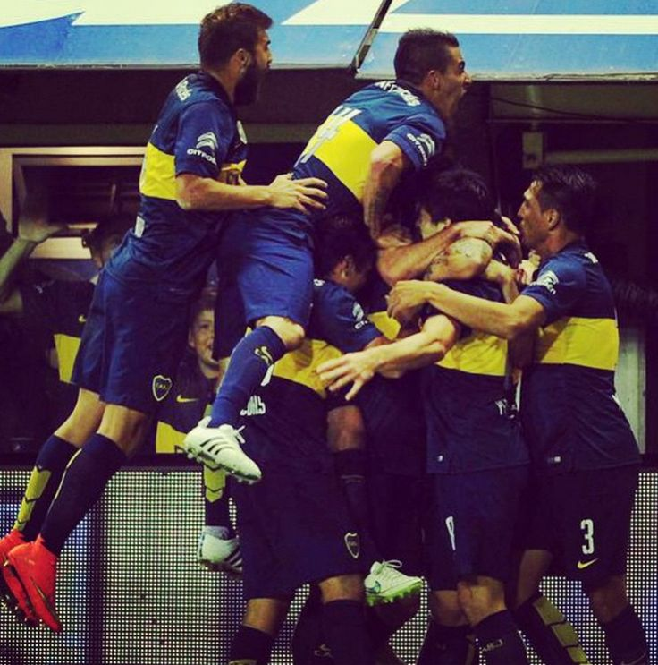Boca Juniors - Goooooool