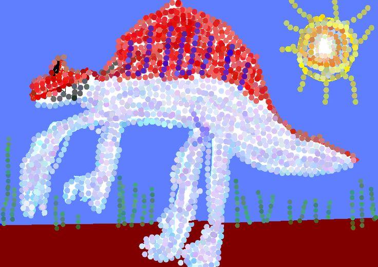 Sebastian's Dinosaur