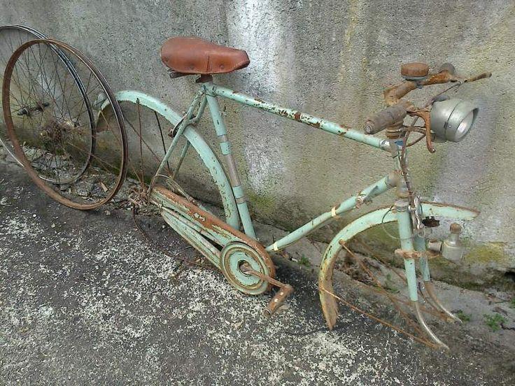 Stock biciclette per restauratori/hobbisti