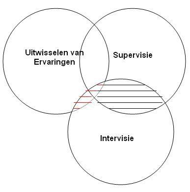 supervisie - intervisie - ervaringen uitwisselen