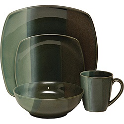 Sango Deco Green - found on Overstock: 16 Pieces Dinnerware, Casual Dinnerware, Plates Plates, Sango Deco, Overstock Com Shops, Green 16 Pieces, Dinnerware Sets, Deco Green