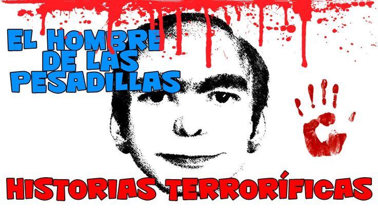El temido hombre de LAS PESADILLAS: THISMAN - Historias terroríficas #2