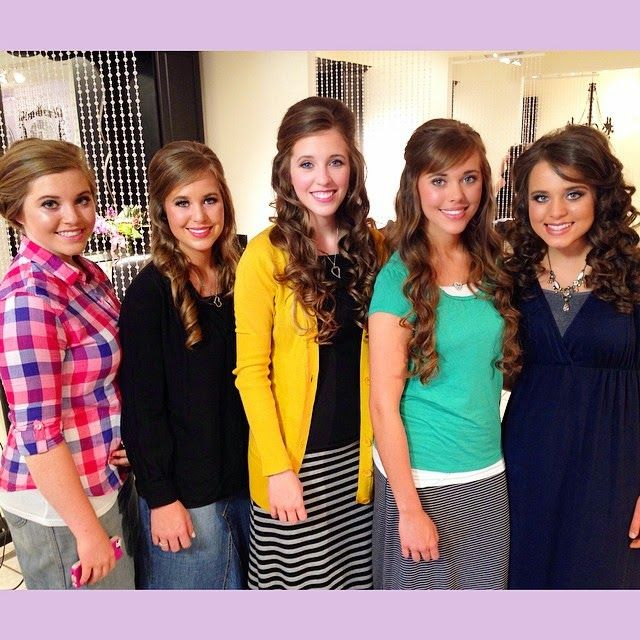 Duggar Family Blog: Updates and Pictures Jim Bob and Michelle Duggar 19 Kids and Counting: More Duggar Hair Photos!