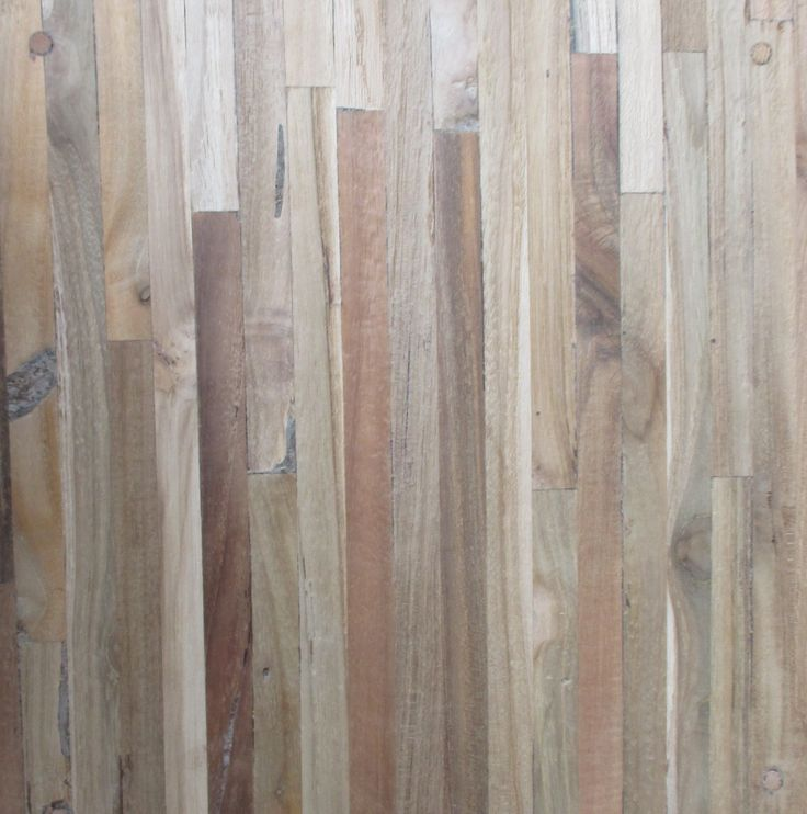 This is laminated wood made from recycle wood. It can be made into many things, line stool, chair, table, and so on. More info, e-mail to: dbestfurni@yahoo.com