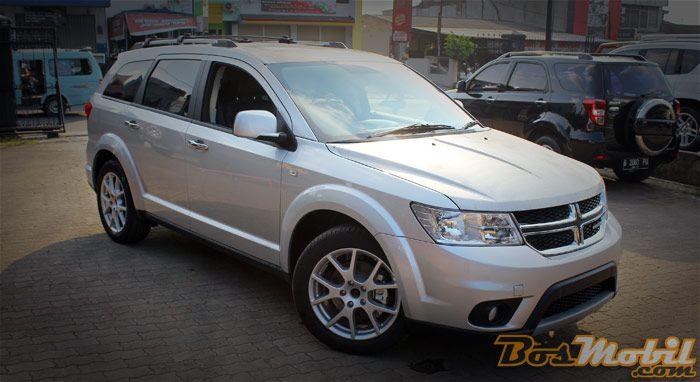 Mudik Lebih Sempurna Dengan Dodge Journey Platinum #info #BosMobil