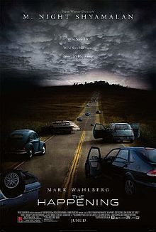 This stupid movie made me afraid of the wind blowing through trees and bushes!