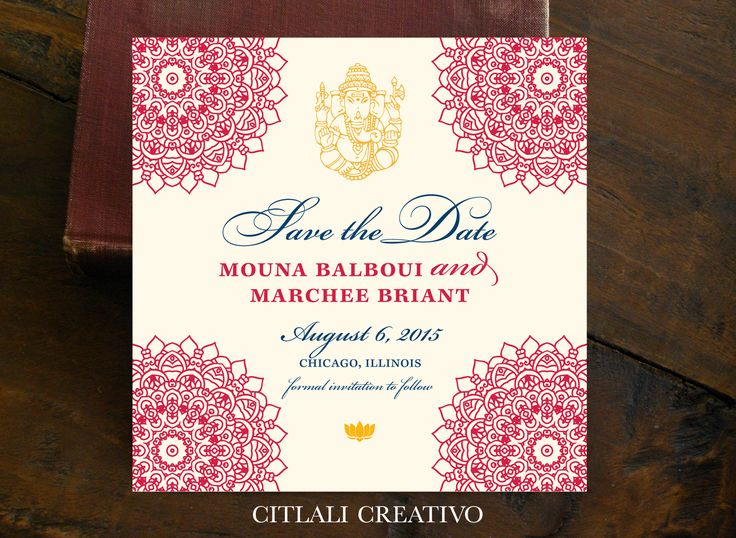 45 best Paisley Moroccan Print Wedding Invitations images on