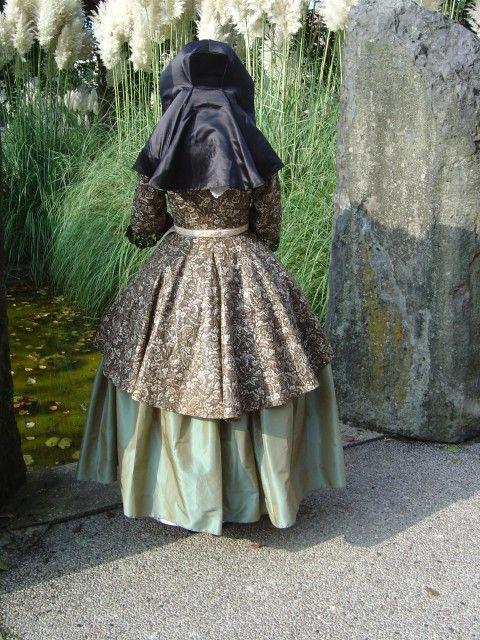 Zaans Kostuum 1780