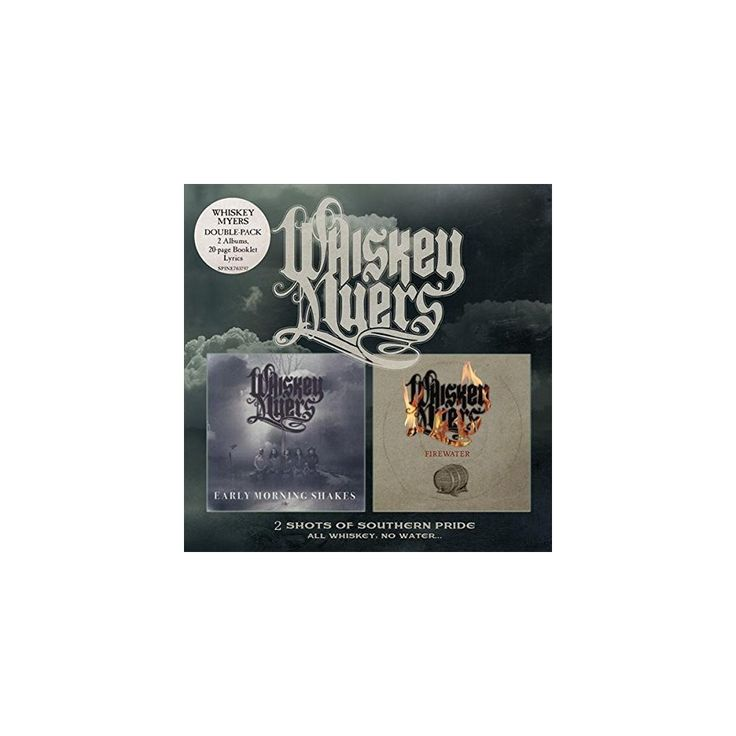 Whiskey Myers - Early Morning Shakes / Firewater (CD)