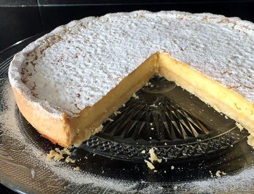 tarte au #citron #citroentaart #tarteaucitron