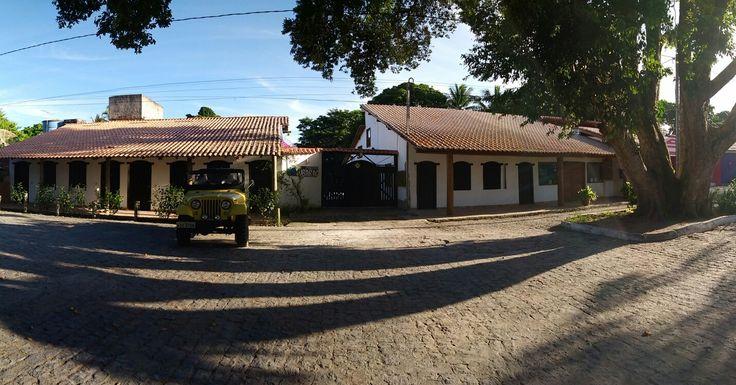 Linda pousada à venda no Centro Histórico de Arraial d'Ajuda, ao lado da Igreja Matriz, com vista panorâmica para o mar. http://m.olx.com.br/anuncio?ad_id=314382108