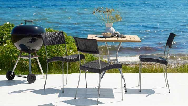 Sika Design Avantgarde Gartentisch Atlas kaufen im borono Online Shop