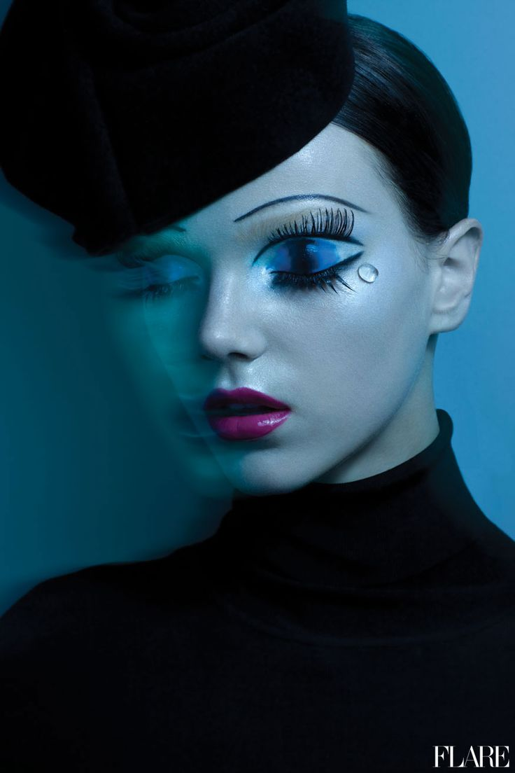 Surrealist Manifesto - November 2012 / Beauty Director: Carlene Higgins / Photographer: Andrew Soule