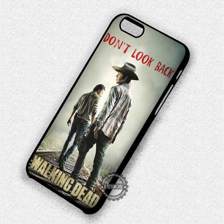 Carl Rick Grimes The Walking Dead Zombies Daryl Dixon - iPhone 7 6S  5C SE Cases & Covers