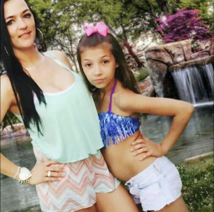 Kayla And Her Youngest Daughter Lexi Gypsy Sisters TLC
