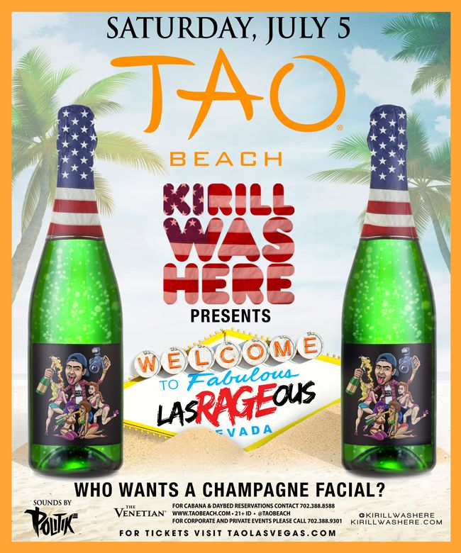 tao vegas memorial day weekend 2014