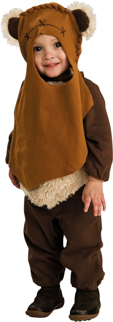 Toddler Boys Ewok Costume - Star Wars - TV, Movie Costumes - Toddler Boys Costumes - Baby, Toddler Costumes - Halloween Costumes - Categories - Party City