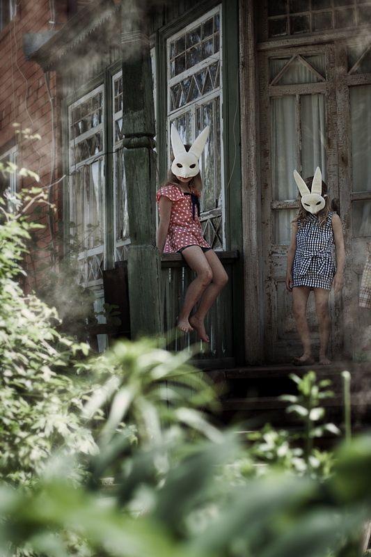 follow the white rabbit by vesnugka Сердюкова Анастасия on 500px