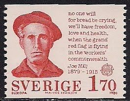 joe hill   Joe Hill(1879-1915), Swedish-American labor activist, song-writer. His ...