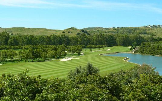 Santana Golf & Country Club. Mijas Costa, Malaga, Spain