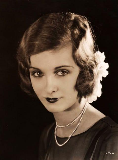 A young, Joan Bennett