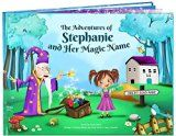 Personalised Children's Book (HARDBACK) - Every Story Based on Letters of Child's Name - An Amazing Gift Book for Kids and Early Learning
