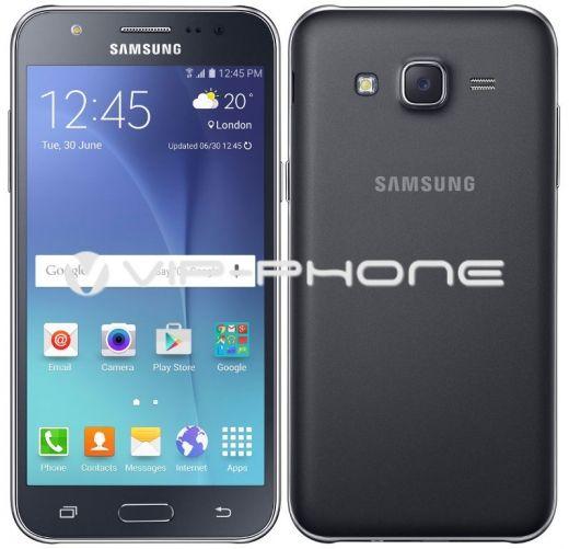 Samsung Galaxy J7(2016) LTE 16GB Fekete kártyafüggetlen mobiltelefon