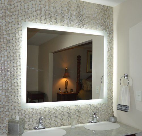 9 best led mirrors images on pinterest bathroom bathroom mirrors lighted bathroom vanity mirror 2 mozeypictures Image collections