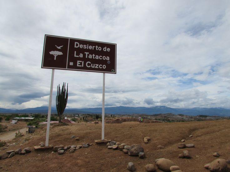 Desierto de la Tatacoa, Villavieja - Huila. Colombia