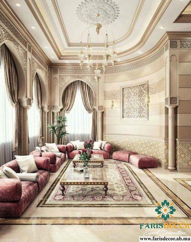 salon arabic  InteriorsHomesPerspectiveVillasSalonsBellisimaHouses LoungesInterieur