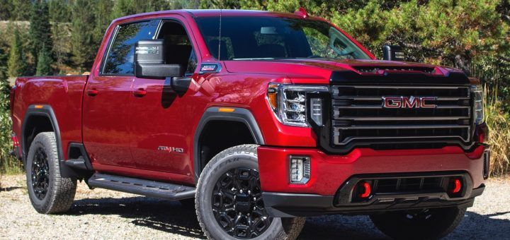 2021 gmc sierra 2500hd here's what's new and different