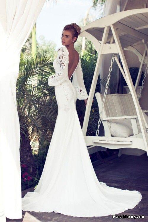 Свадебное платье коллекции 2015г.