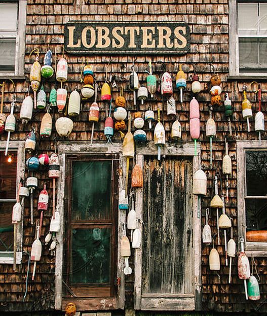 Classic summer road trips with our favorite pit stops in Maine