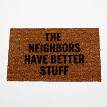 Perfect for burglars